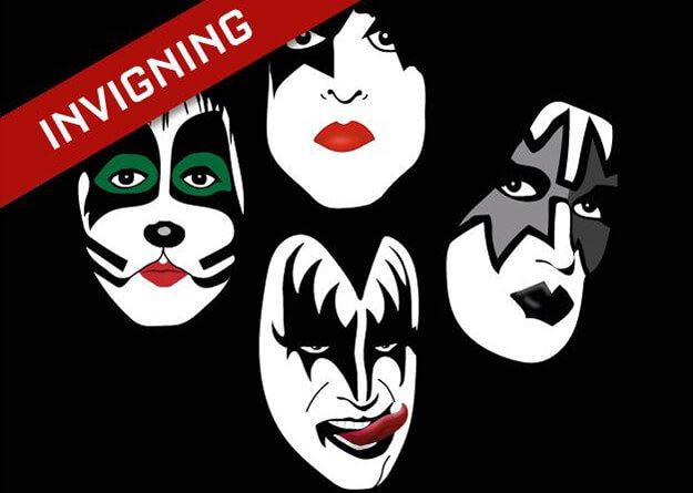Kiss – the exhibition
