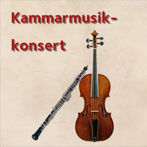 Kammarmusikkonsert med verk av J S Bach