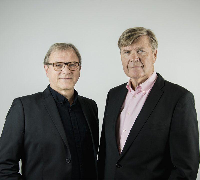 Musik i sommarkväll i Mönsterås kyrka med Lars Mörlid och Peter Sandwall