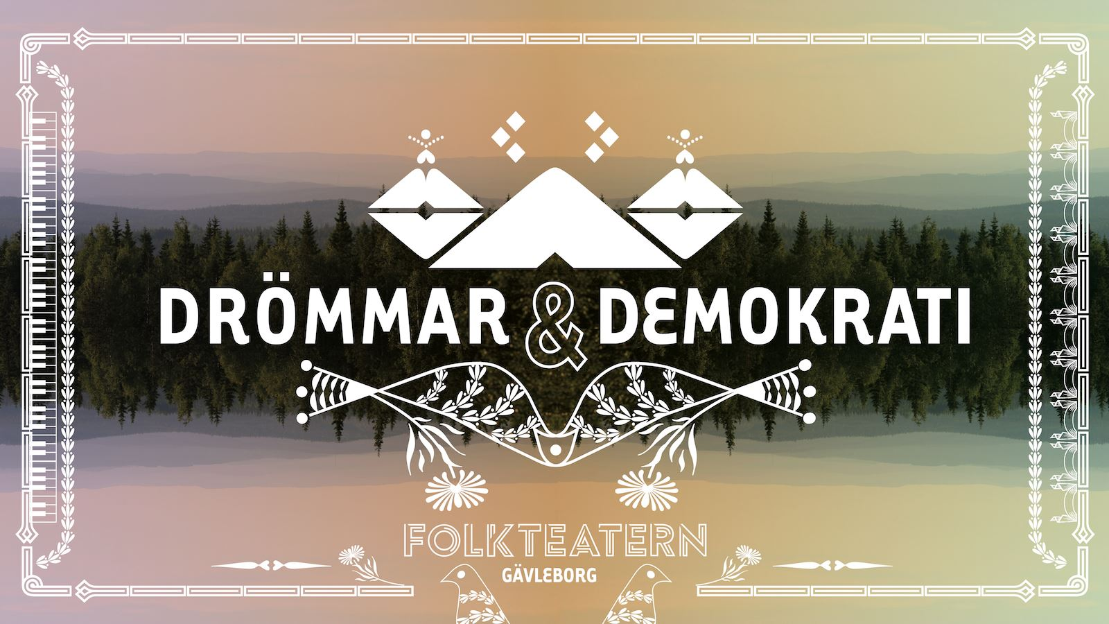 SAD Symphony - en del i scenkonstfestivalen Drömmar och demokrati, 23-24 april