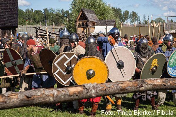 Viikinkimarkkinat 26.-28.7.2018: 3-päivän passi