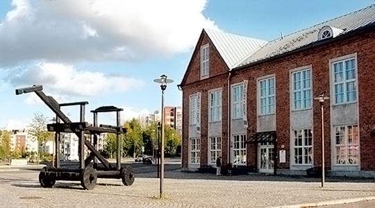 Lahti Harbour | Pro Puu Centre & Gallery
