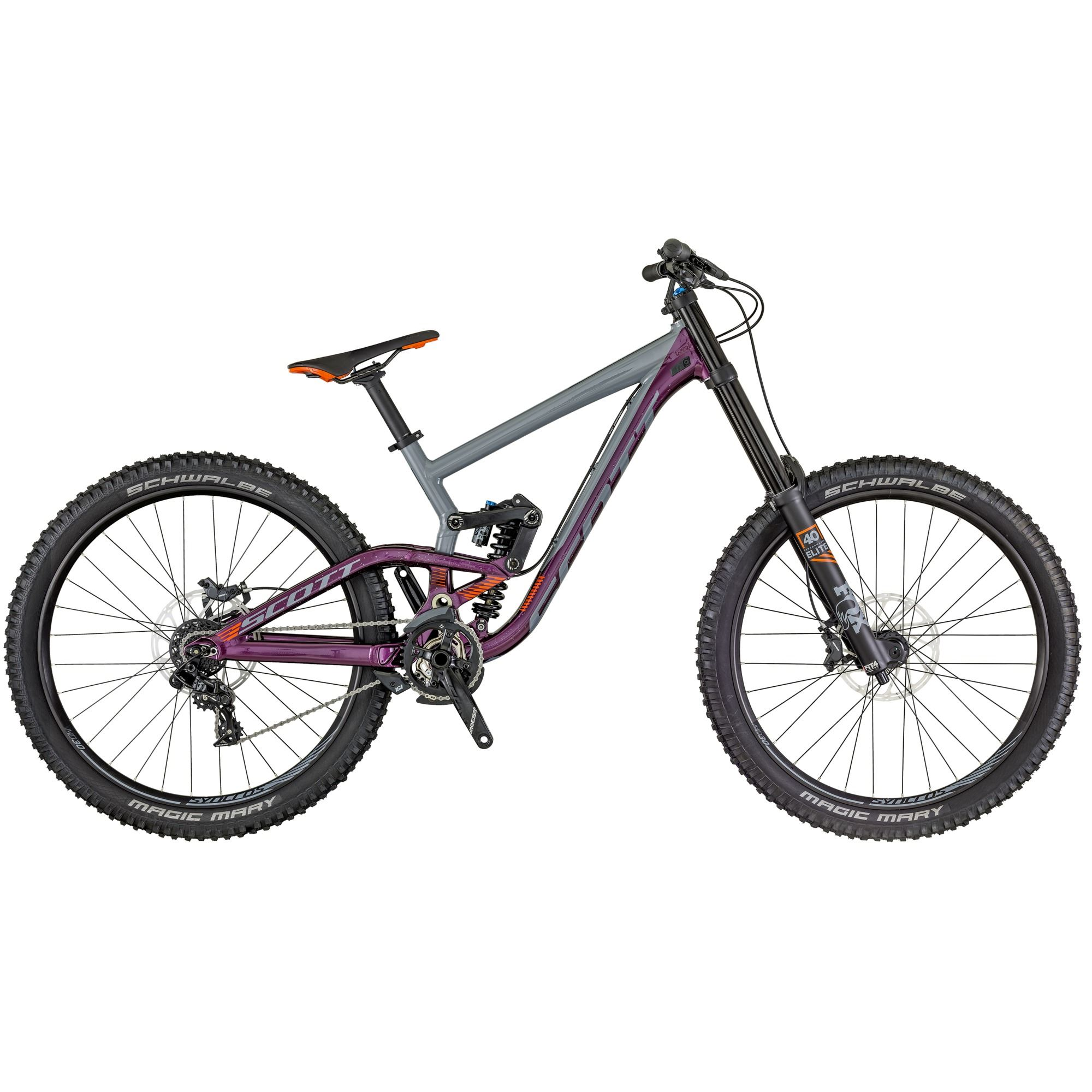 DH-bike | Scott Gambler 720 - Size L