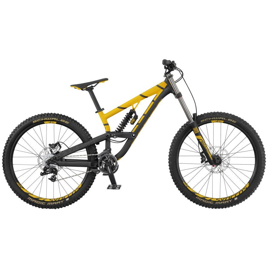 DH-sykkel | Scott Voltage 720 - Size XS