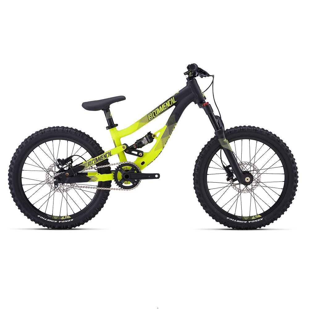 DH sykkel Barn | Commencal Supreme 20