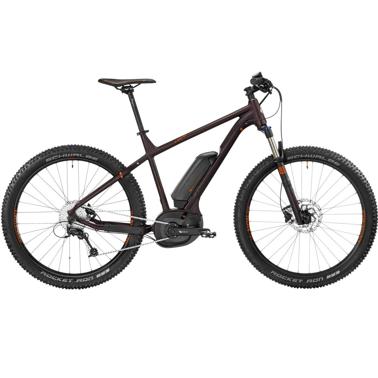 EL-sykkel | Bergamont E-Roxter - Size M