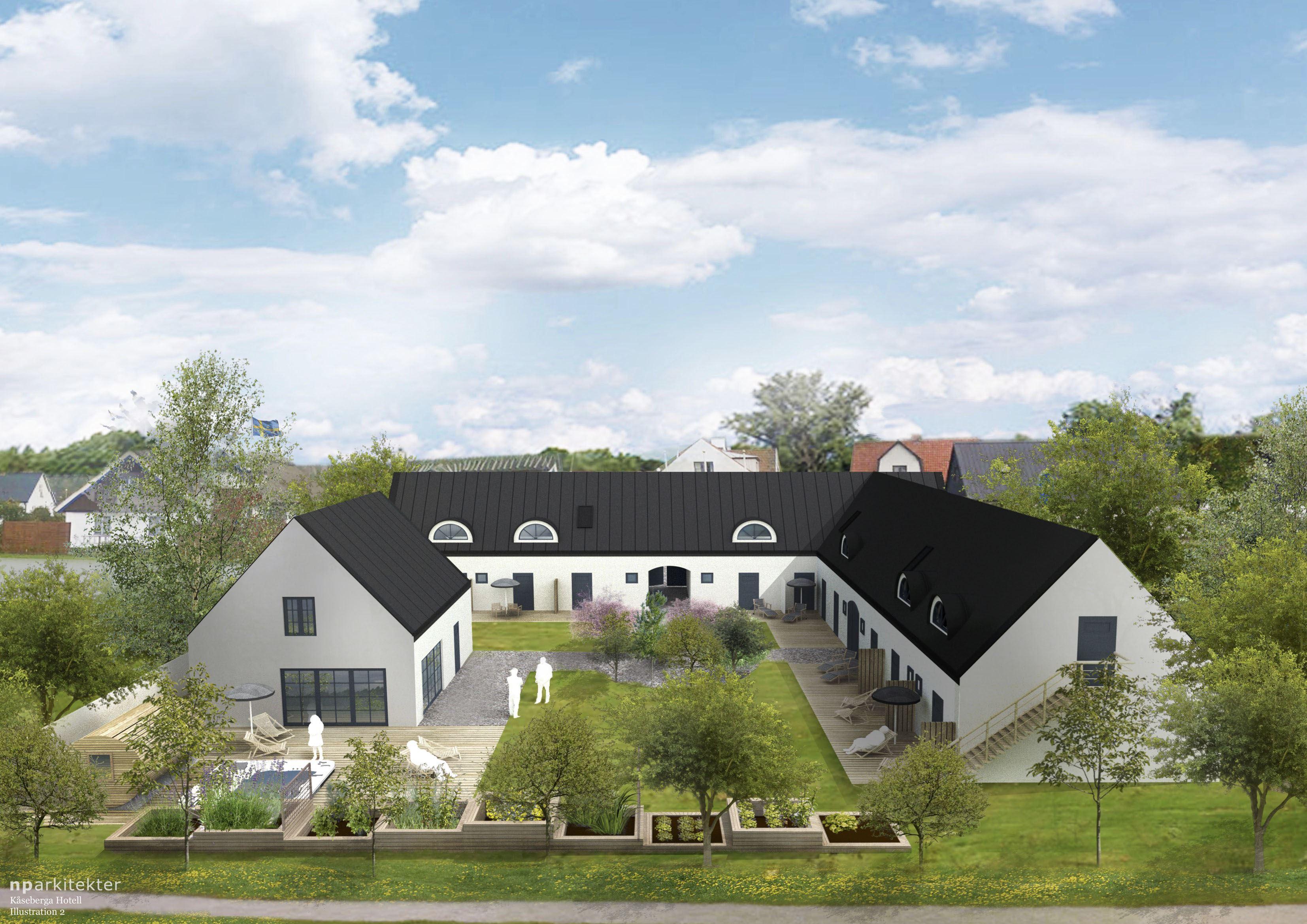 Kåseberga Gårdshotell & Spa