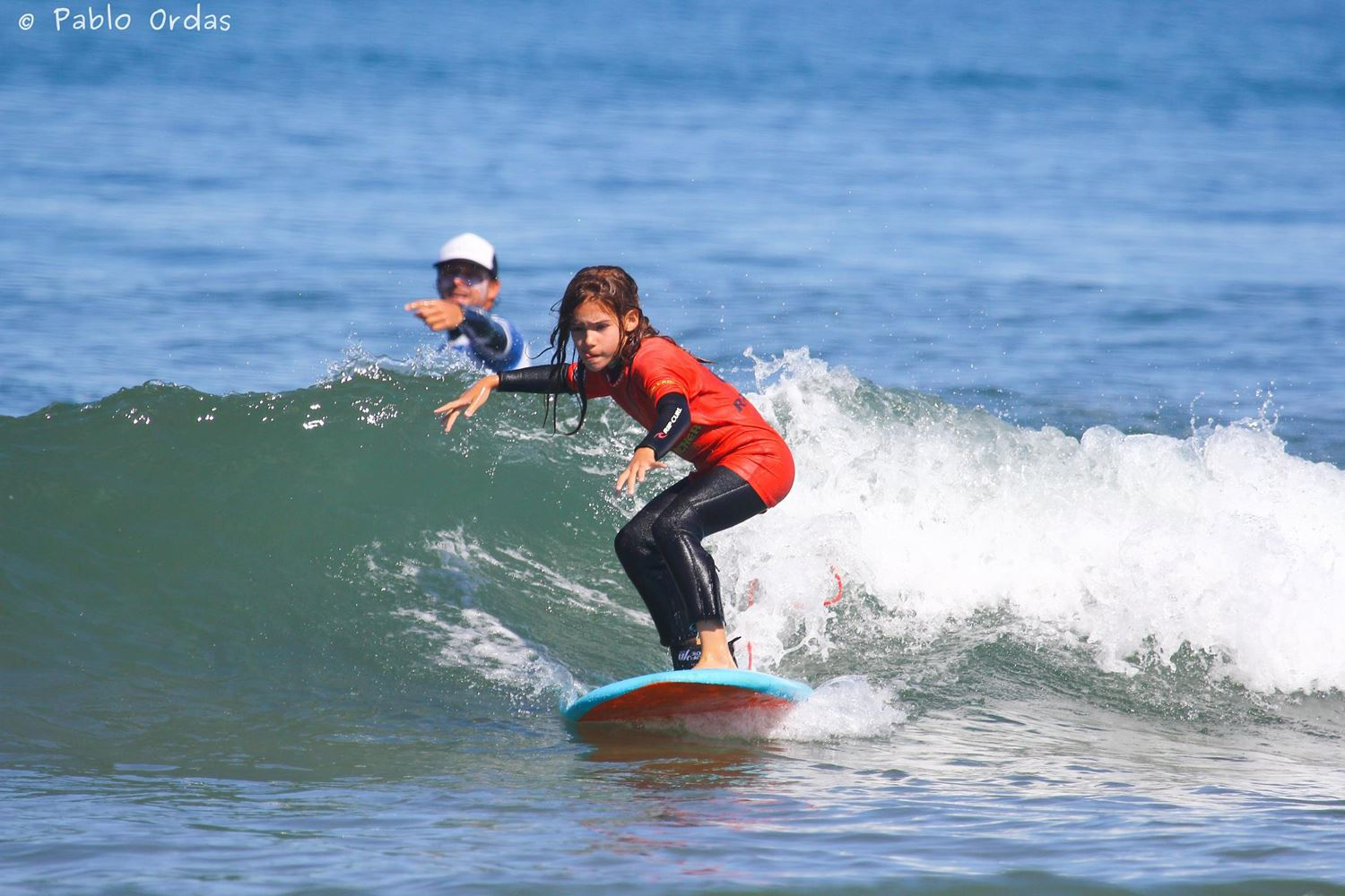 Cours particulier surf