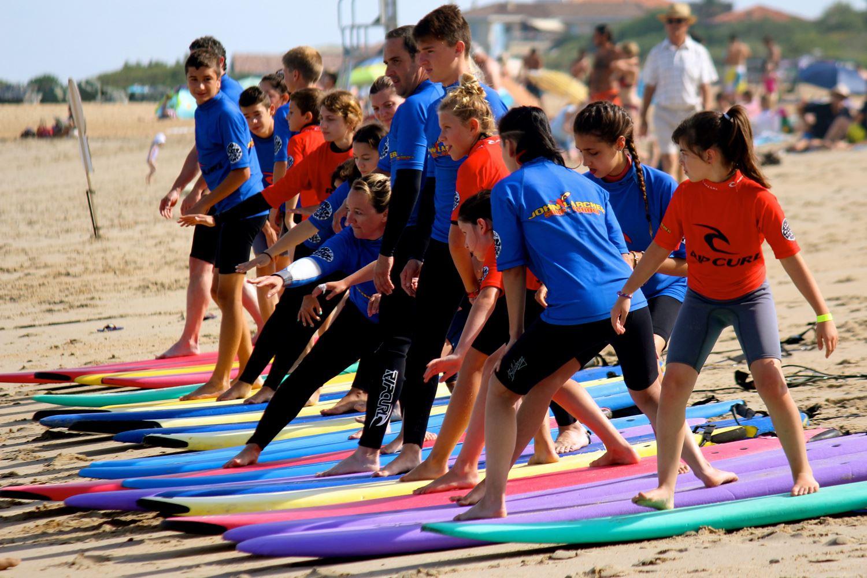 Séance découverte surf