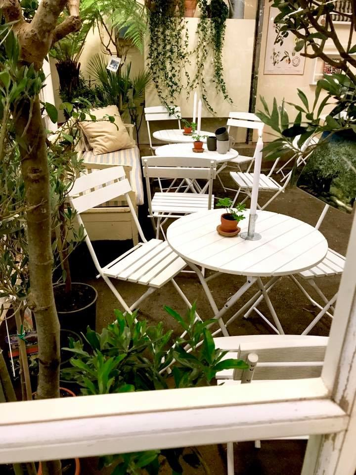 Blekingeplantan's Garden café