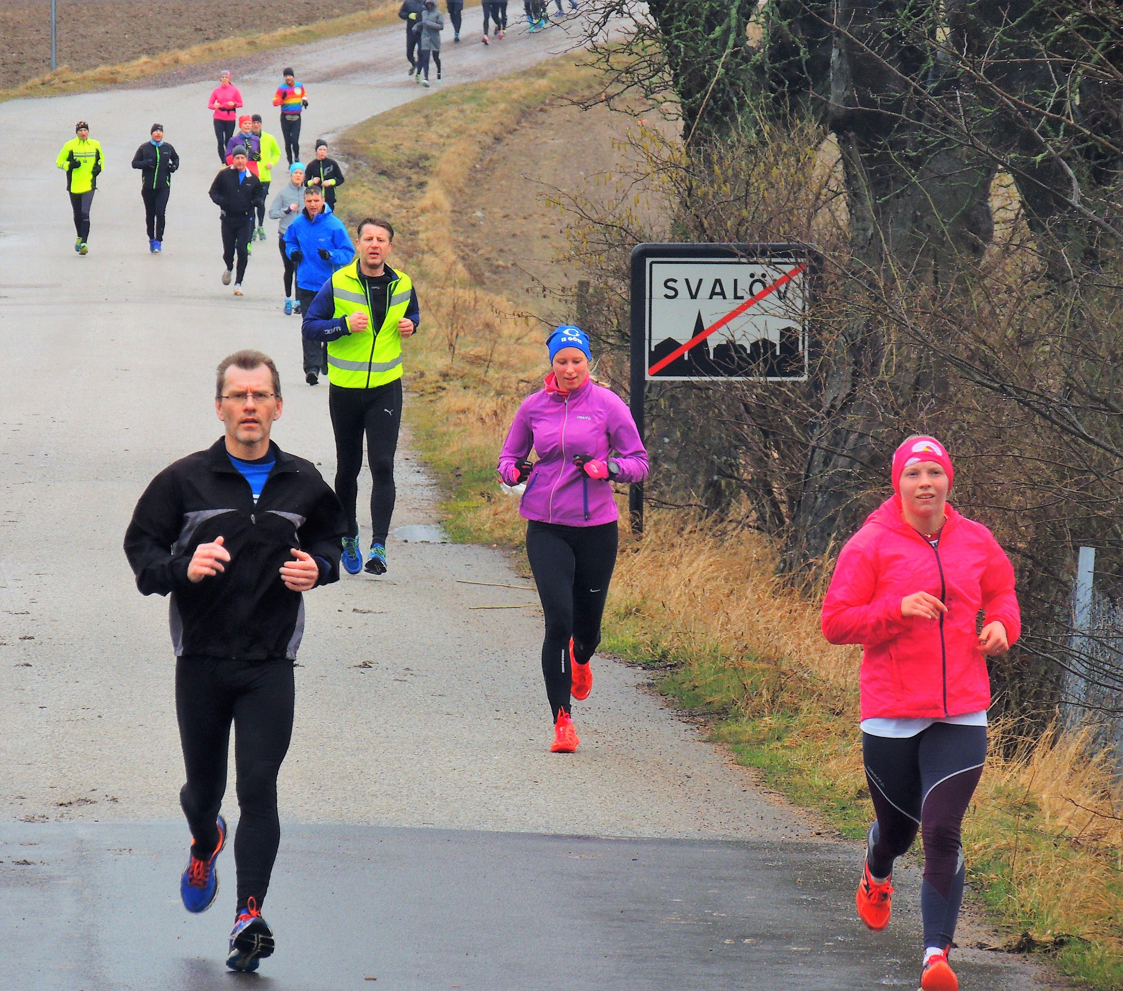 Söderåsens Halvmara 2018