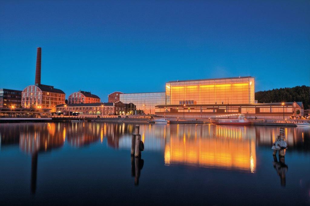 Vesijärven satama | Opastetut Sibeliustalo-kierrokset