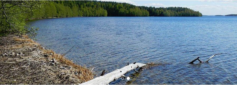 Päijänne National Park, Kelvenne Lagoon Island -canoeing route