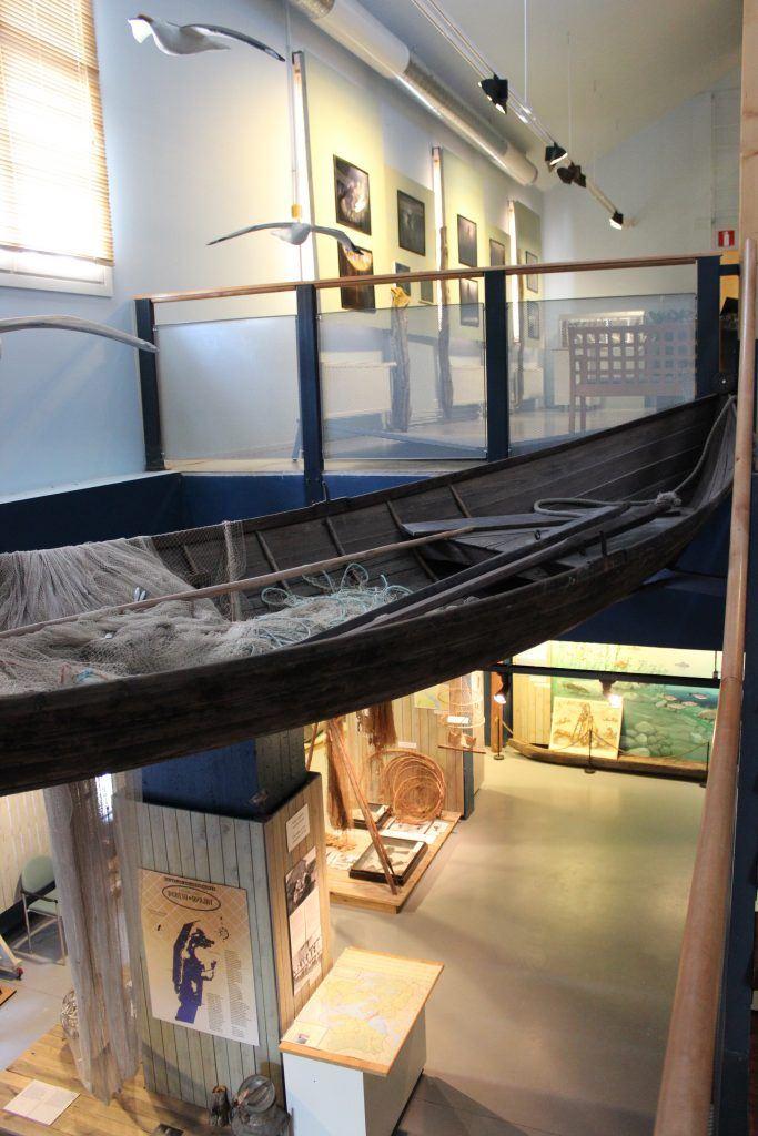 Päijännehouse and The Museum of Finnish Recreational Fishing