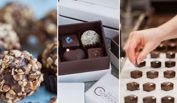 Mors dag - Chokladprovning