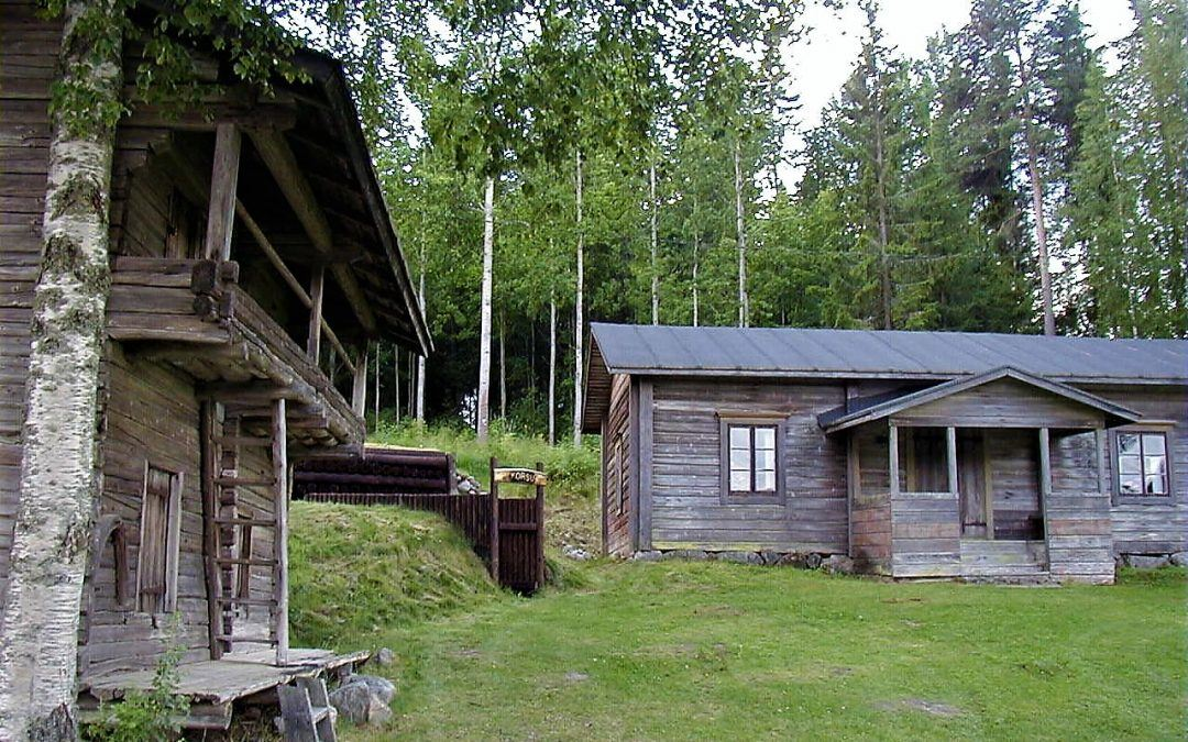 Hämeenkoski Homestead Museum