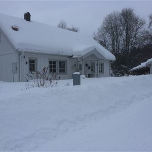 HV025 House in Ås
