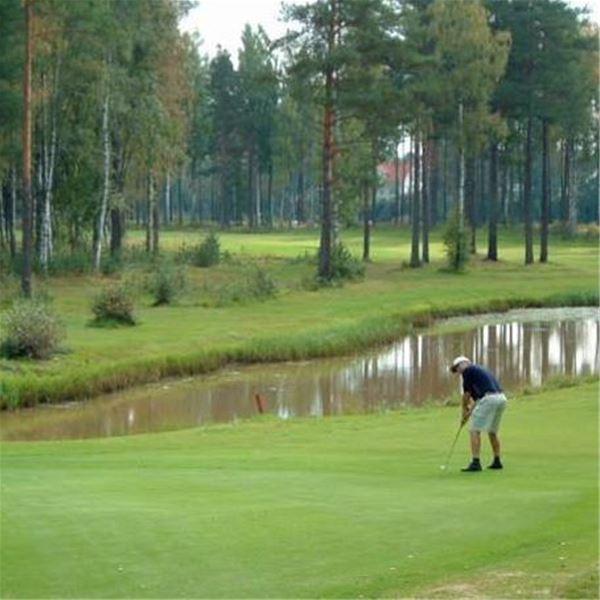 Golf runt Siljan Tour - Scramble