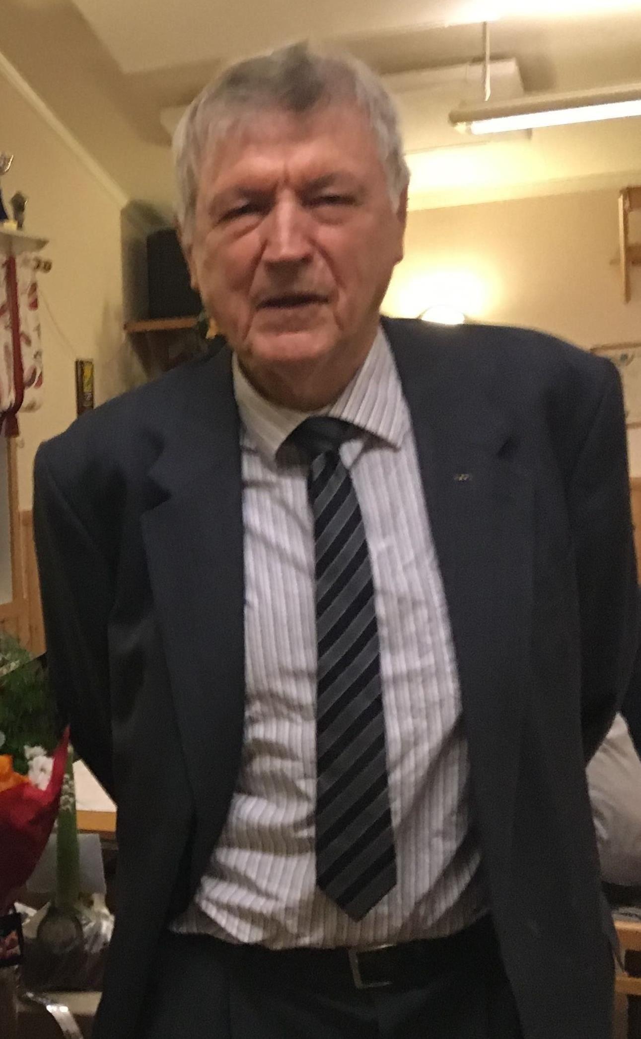 Bengt Ehntröm föreläser om tallen