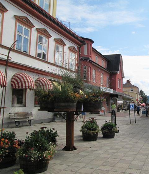 Stadsvandring i Leksand - Östra promenaden