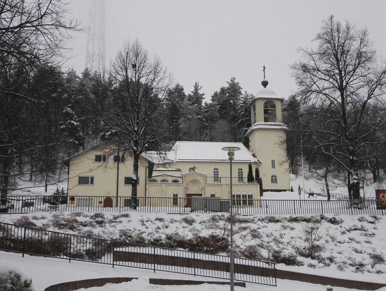 Pyhän kolminaisuuden kirkko