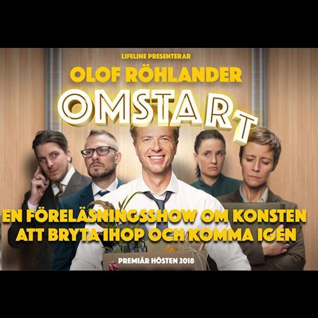Omstarta som ett proffs - Olof Röhlander