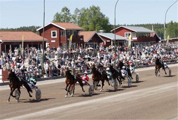 Dalatravet Rättvik - Sommartravets Final V75