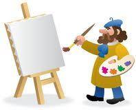 Kulturveckan - Konstnärsmässa