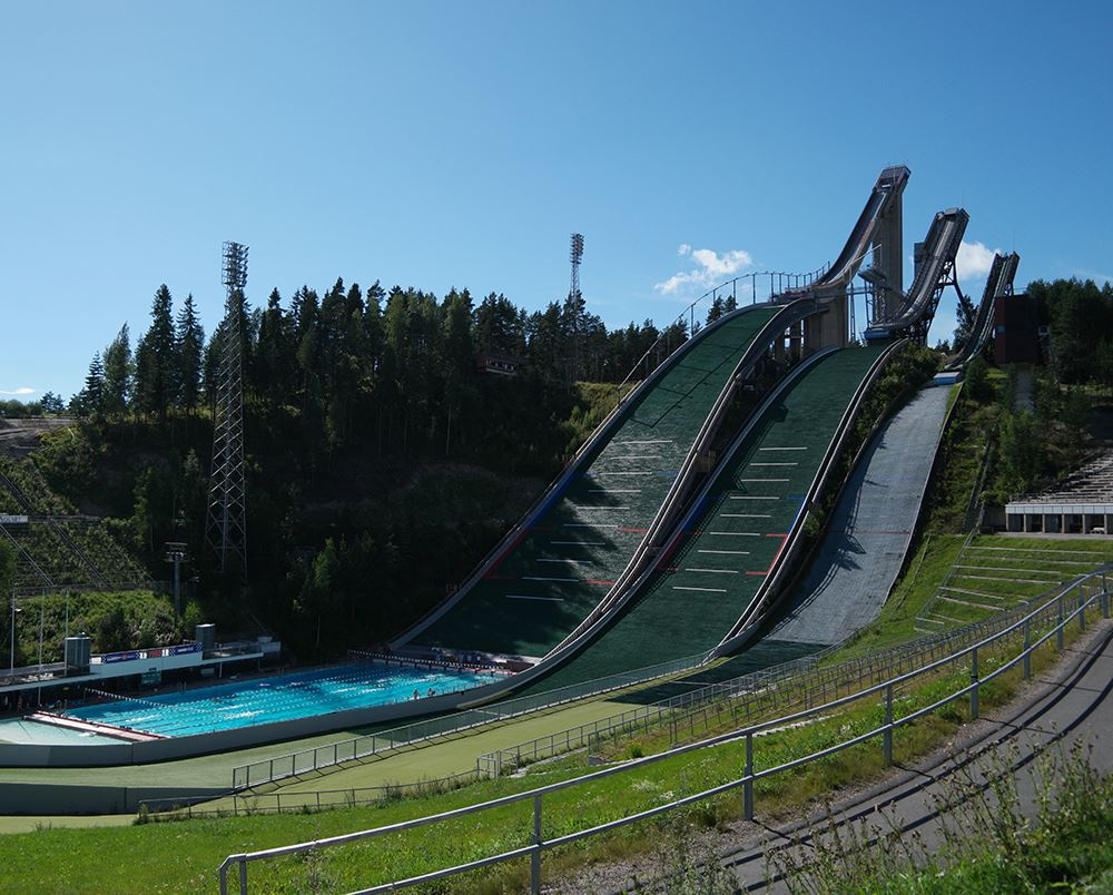 Lahti Sports Centre | Ski Jump Tower