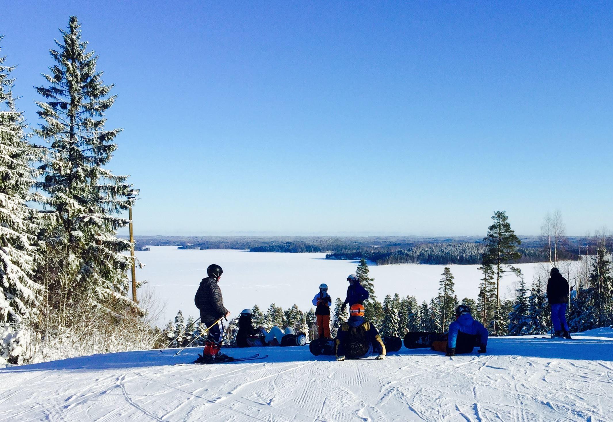 Messilä Ski Centre