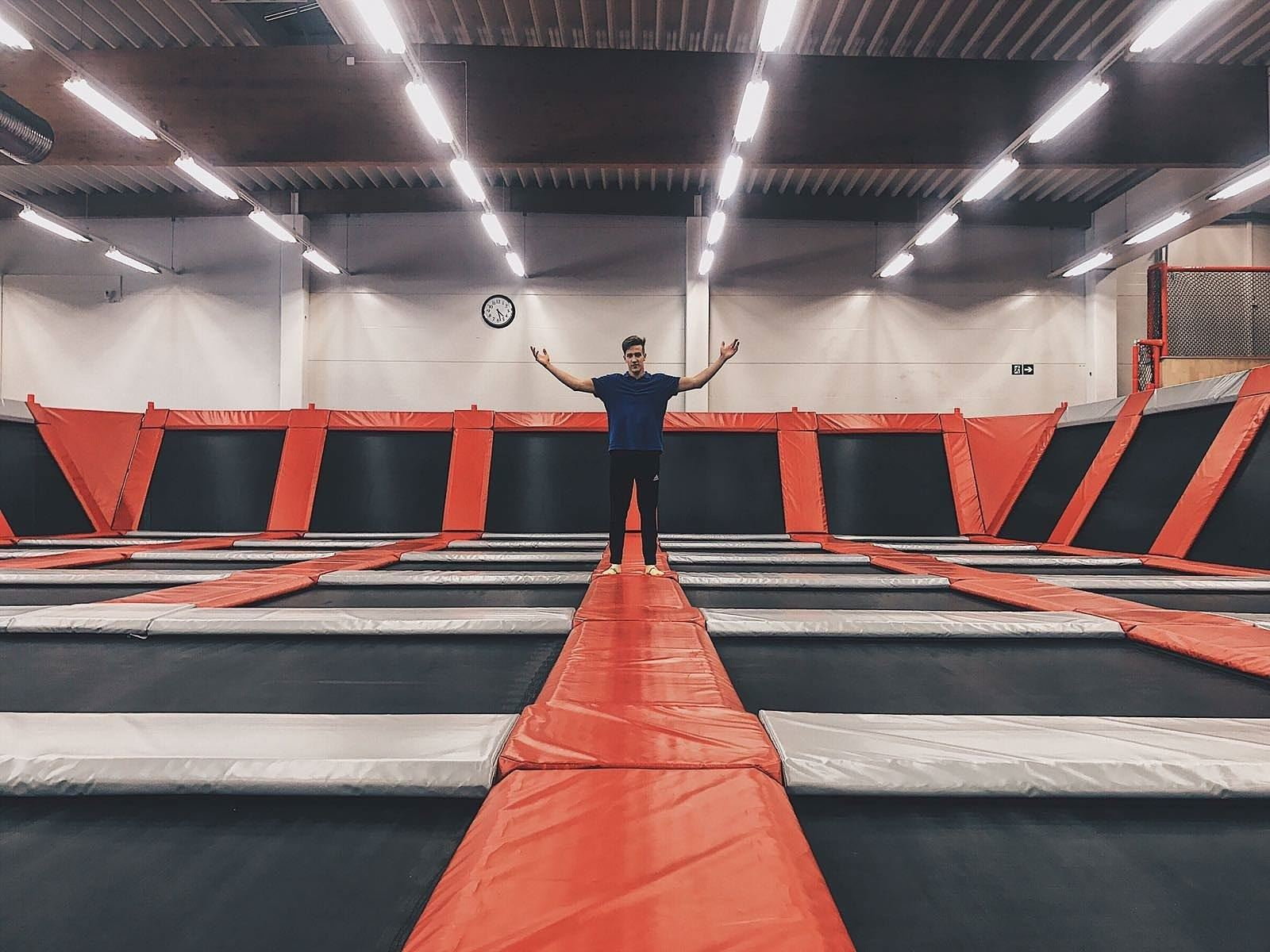 Trampolin Park Lahti  ​& Well Gym