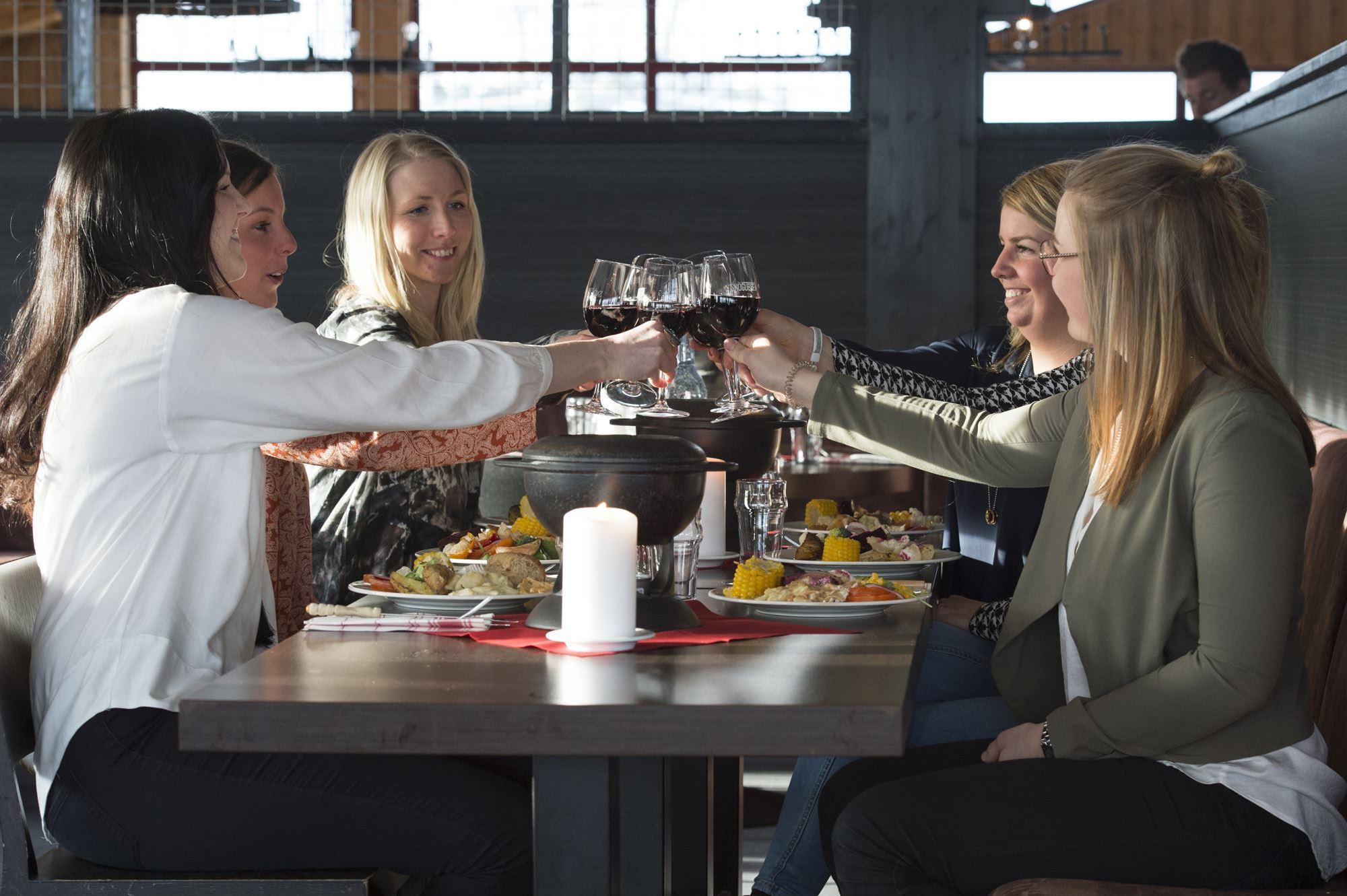 Top restaurant Snögubben