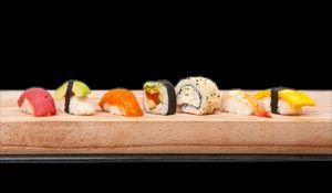 Majkens sushi