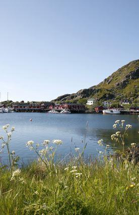 Ballstad Rorbu