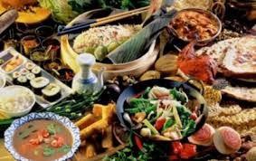 Kulturveckan - Kom och provsmaka mat från hela världen