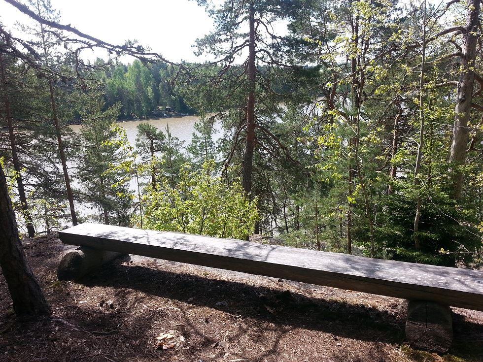 Karkkula nature trail