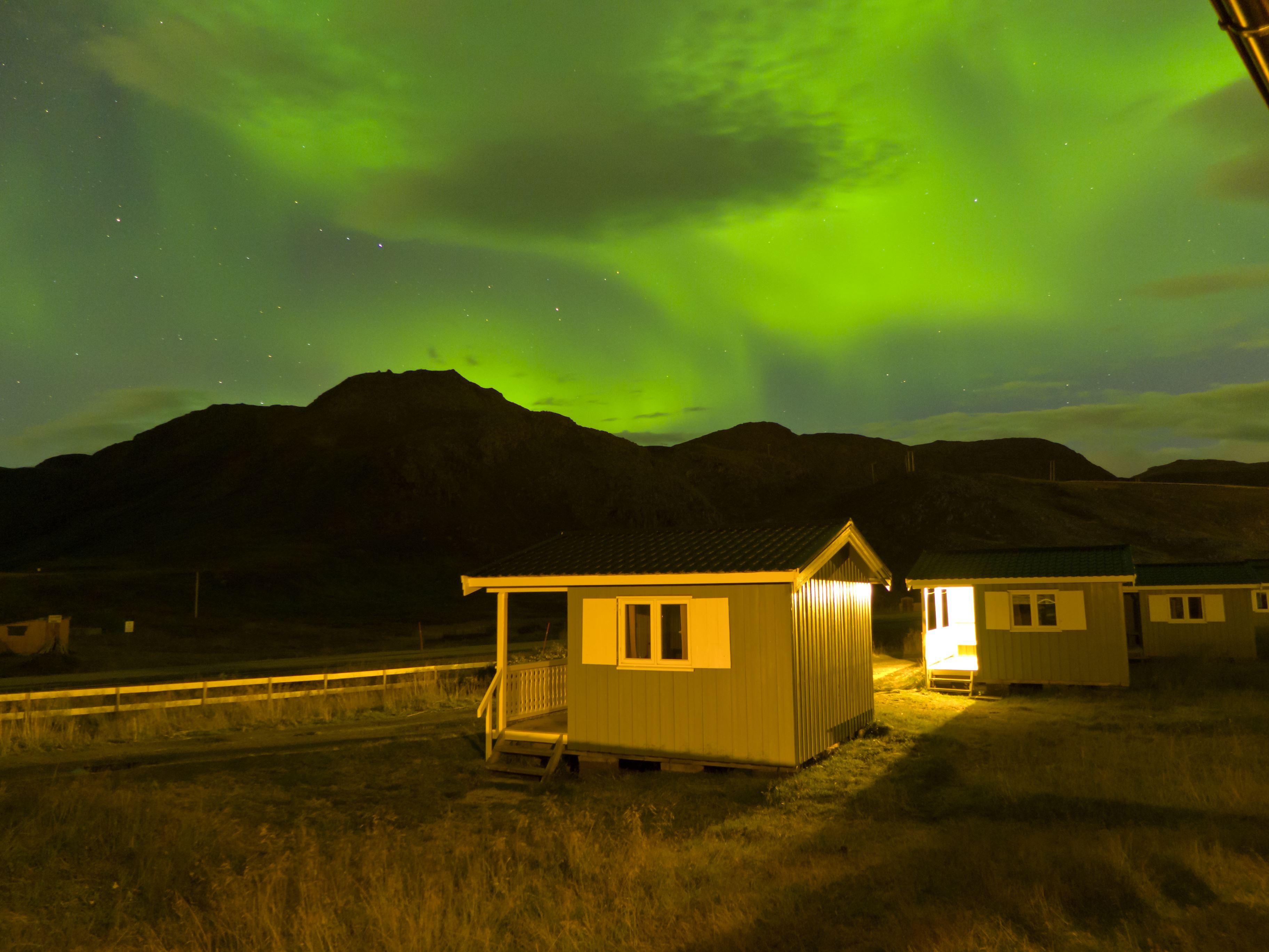 Campinghytte (inntil 3 personer)