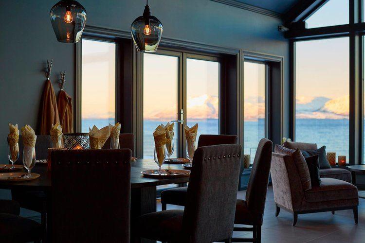 Afterski - Lyngen Experience Lodge