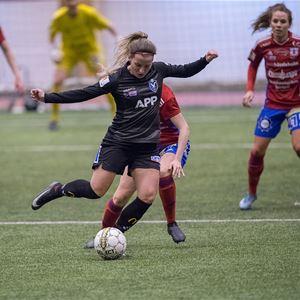 Fotboll: Växjö DFF - Kristianstads DFF