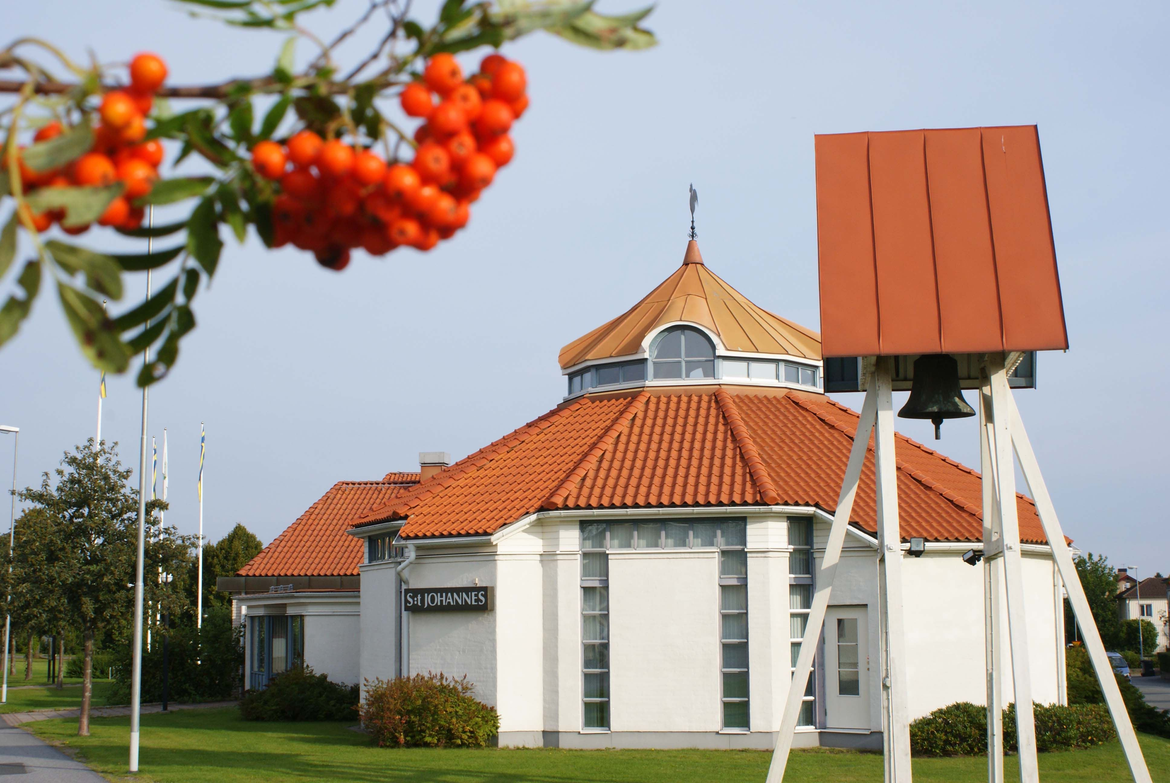 Öppet hus i S:t Johannes