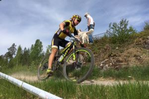 Långa Lugnet - cykeltävling