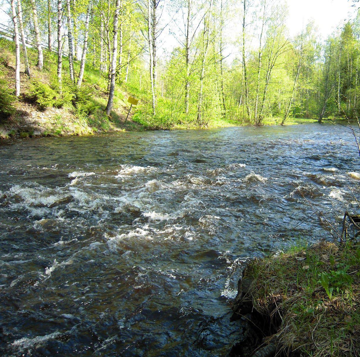 River Teuronjoki