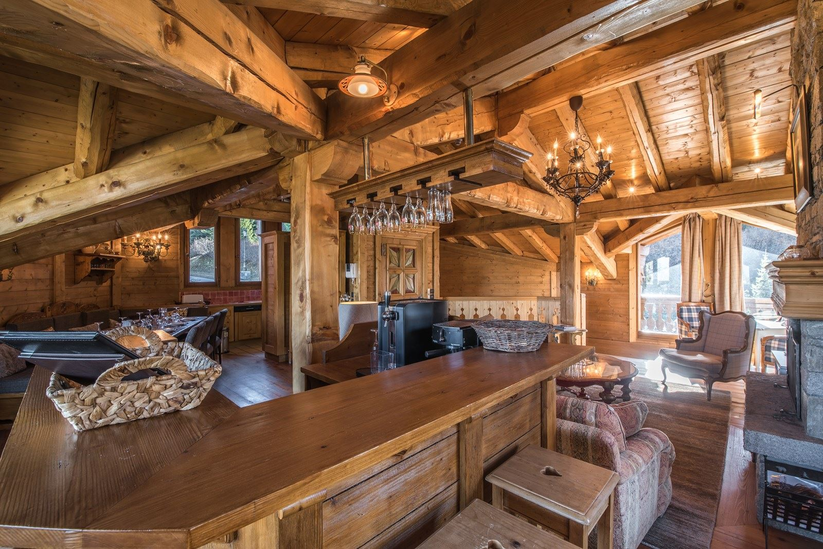 7 rooms, 14 people / Chalet Aconcagua (Mountain of dream)