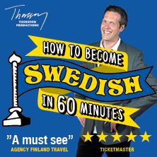 Niklas Engdahl - How To Become Swedish In 60 Minutes