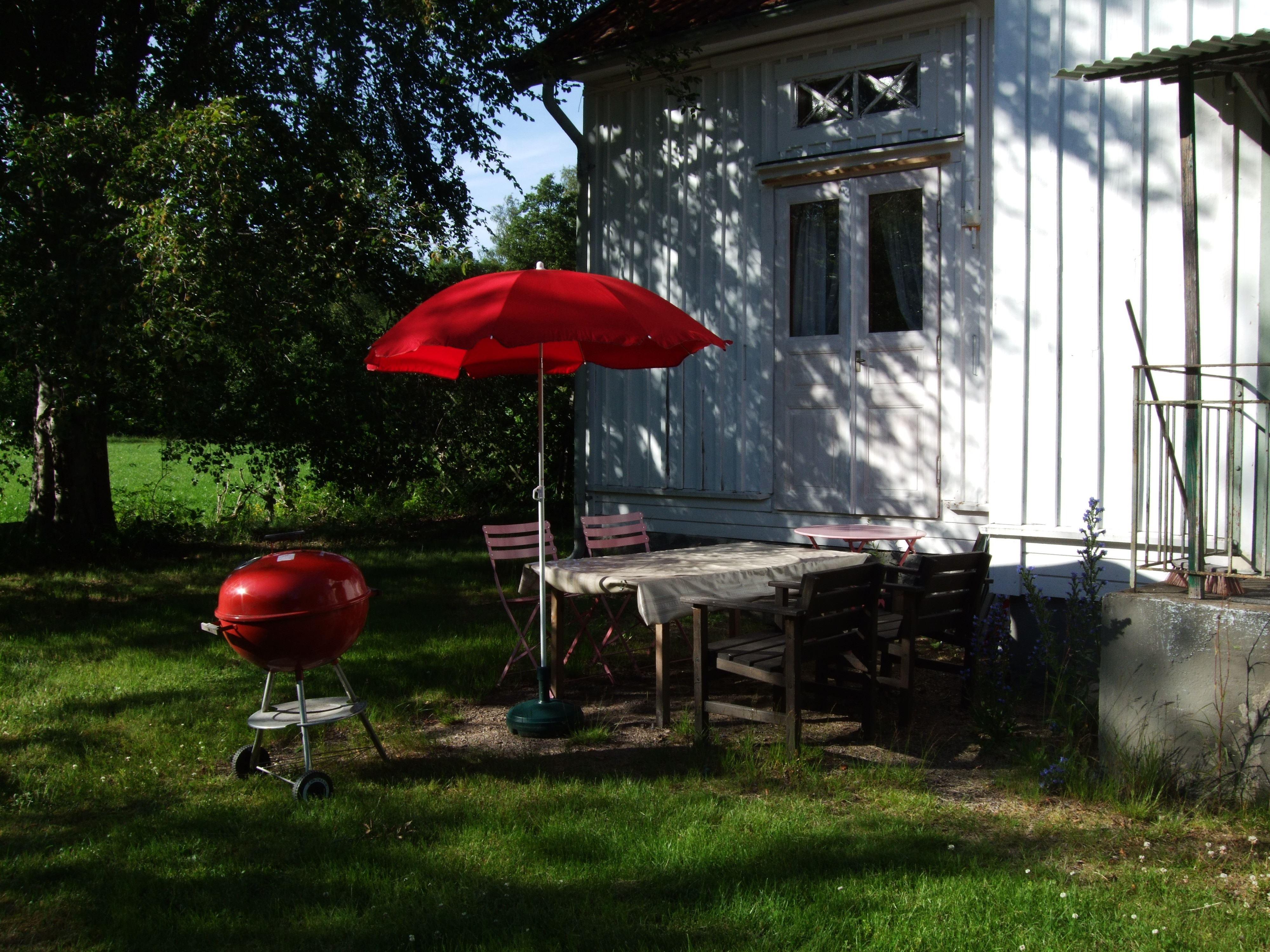 House Viola - naturnära boende vid Emån i Bodafors