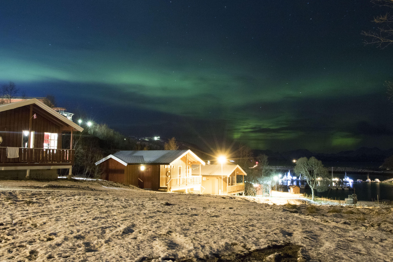 Skjervøy Fiskecamp