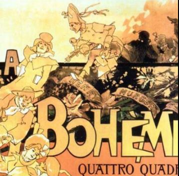 La Bohemé