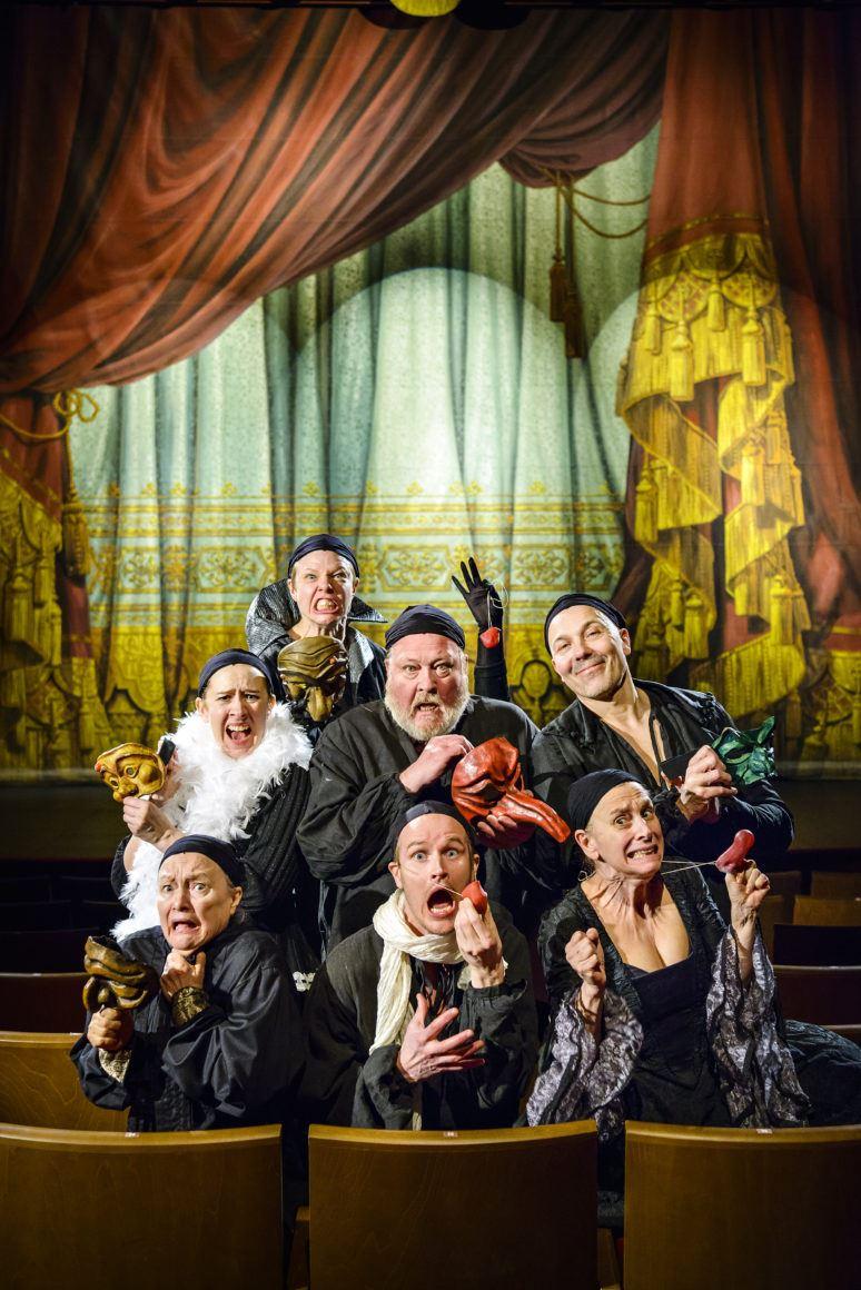 Tartuffe - Teater Västernorrland gästspelar OBS! På Kulturhuset Glada Hudik!