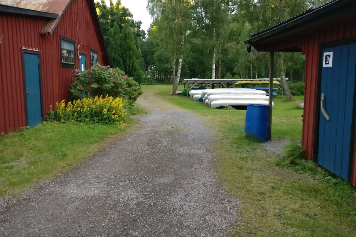 Nordländer - camping, canoe and fishing