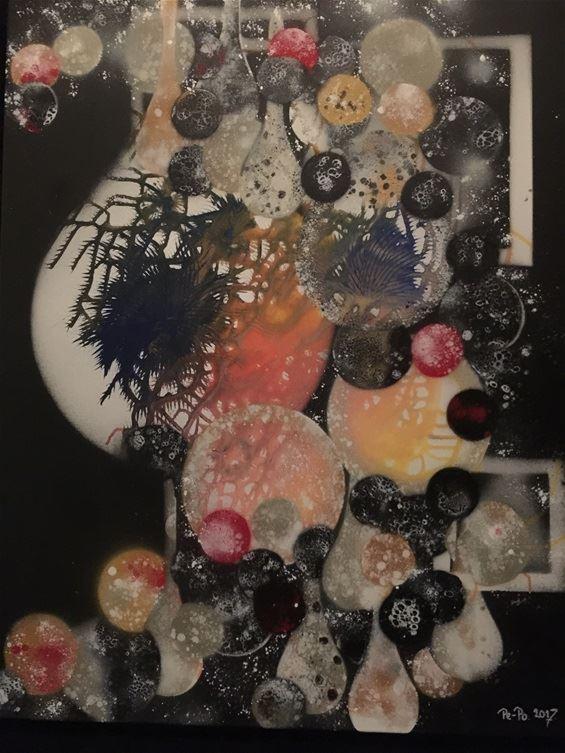 Utställning på konstväggen: Peter Plato